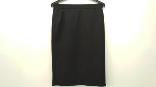 Юбка (до колен) Черный цвет